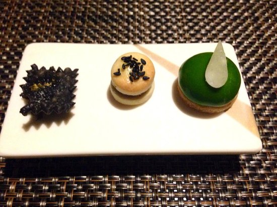 Castle Terrace Restaurant: To start with...