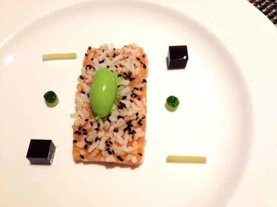 Castle Terrace Restaurant: Tasty...