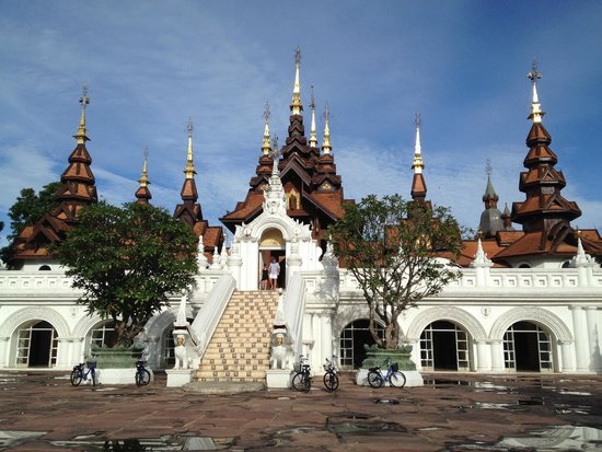 The Dhara Dhevi Chiang Mai : The main building