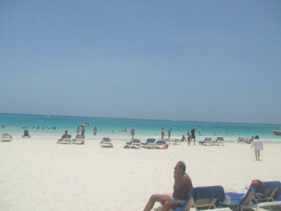 Catalonia Playa Maroma : Spiggia Maroma