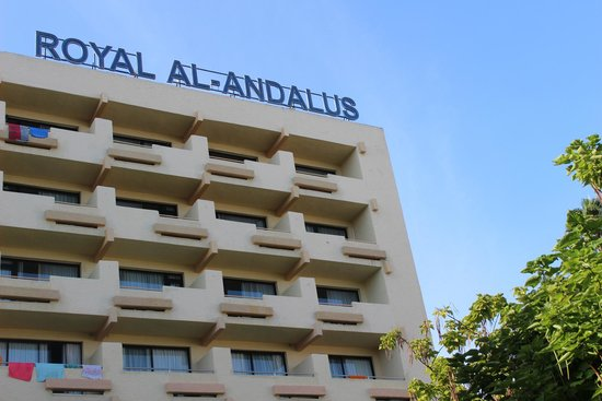 Royal Al-Andalus : Hotel