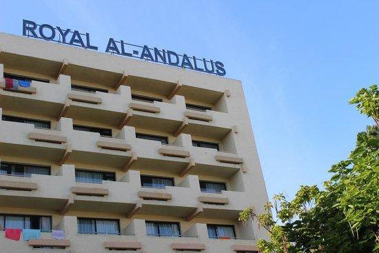Royal Al-Andalus: Hotel