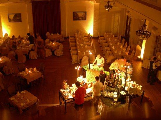 Hotel Suisse : gezellig restaurant
