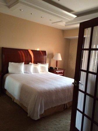 Hilton Garden Inn Bangor: room 504.