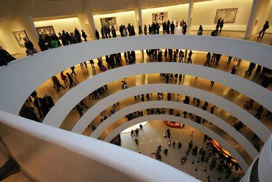 Solomon R. Guggenheim Museum: Museo