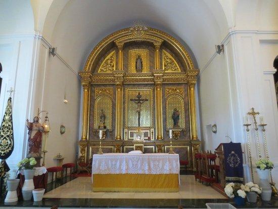Santa Domingo Church (Iglesia de Santa Domingo) : Altar Mayor