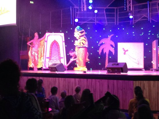 Hafan y Mor Holiday Park - Haven: Aladdin