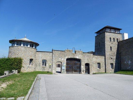Mauthausen Memorial - KZ-Gedenkstätte: Ingresso oggi