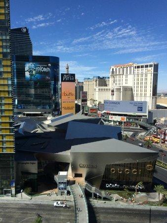 Mandarin Oriental, Las Vegas : Room view
