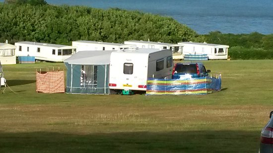Wolohan's Silver Strand Caravan and Camping Park: Plenty of room