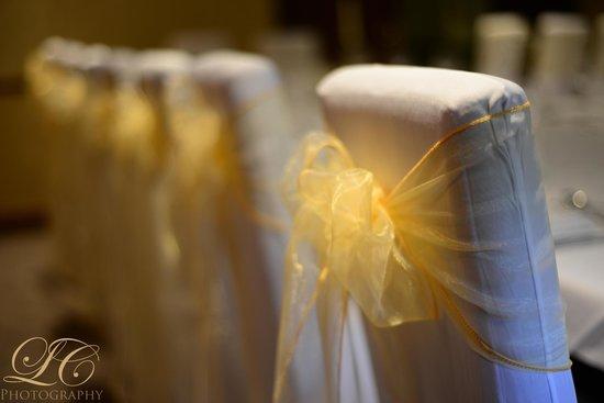 Woodman Inn: Woodman weddings