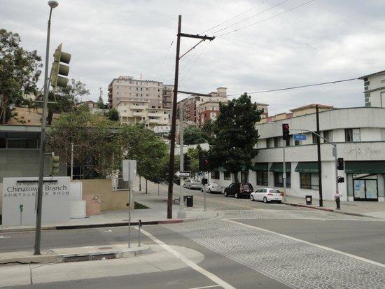Chinatown  Лос-Анджелес