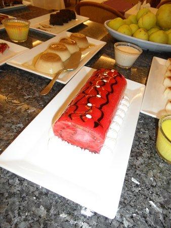 Kayamaris Hotel: Desserts