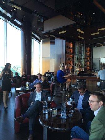 Mandarin Oriental, Las Vegas: lobby bar