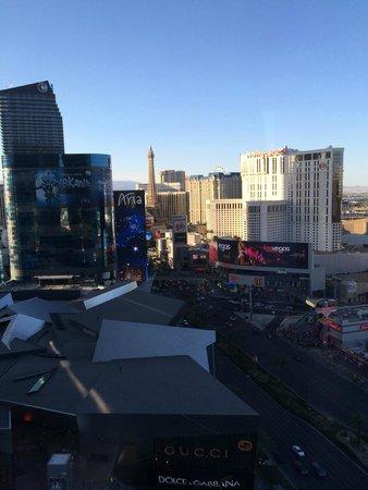 Mandarin Oriental, Las Vegas: view