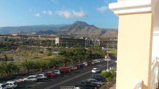 Marola Portosin: View from Front balcony Room 304