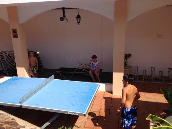 Marola Portosin: Table Tennis