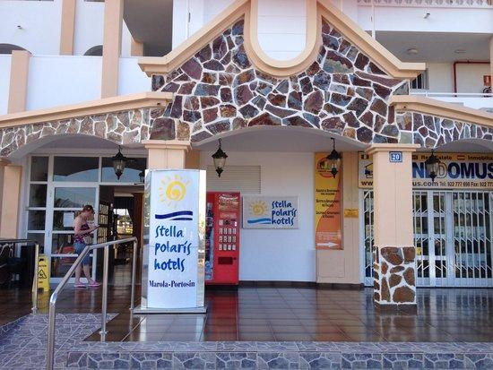 Marola Portosin: Front of hotel