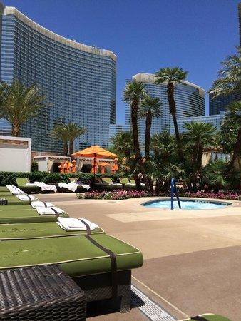 Mandarin Oriental, Las Vegas: pool