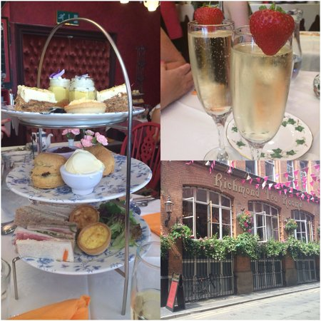 Richmond Tea Rooms: Such a lovely afternoon xx