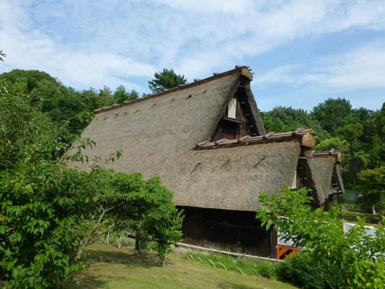 Open-Air Museum of Old Japanese Farm Houses : Old Japanese Farm House
