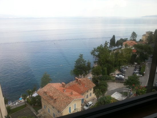 Grand Hotel Adriatic: view from the 8 floor