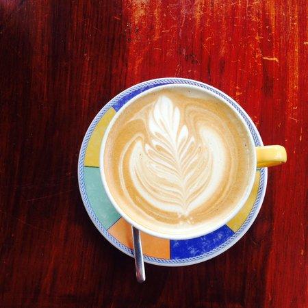 Allans Patisserie Boulangerie: Coffees