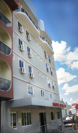 Hotel Baviera Iguassu: Fachada