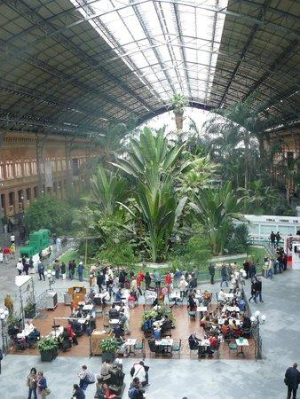 Estación de Atocha: Atocha