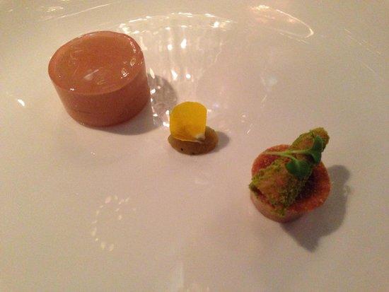 Onyx Restaurant: Fegato d'oca