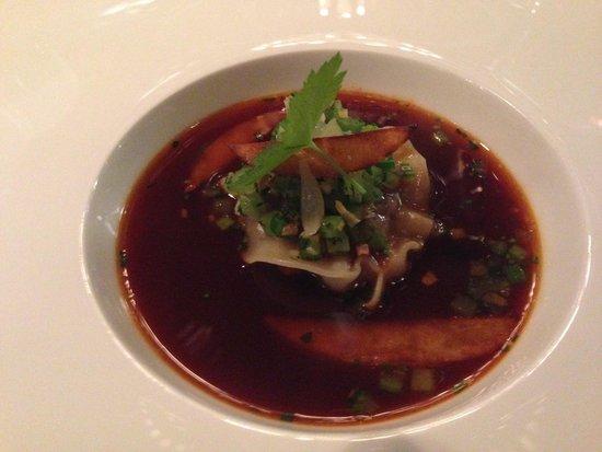 Onyx Restaurant: Zuppa di Gulasch