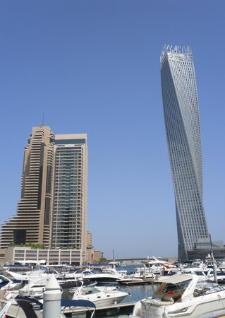 The Yellow Boats : Cayan Tower