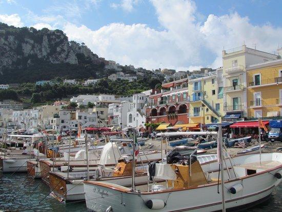 Leisure Italy - Tours : Marina Grande