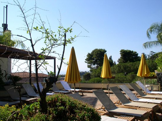 Santa Caterina Hotel : Piscine