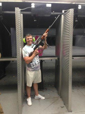 Battlefield Vegas: draganov sniper rifle