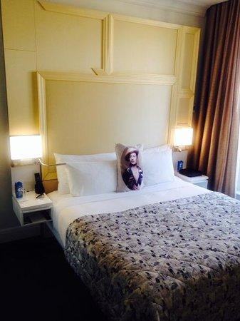 W Paris - Opera: Bedroom