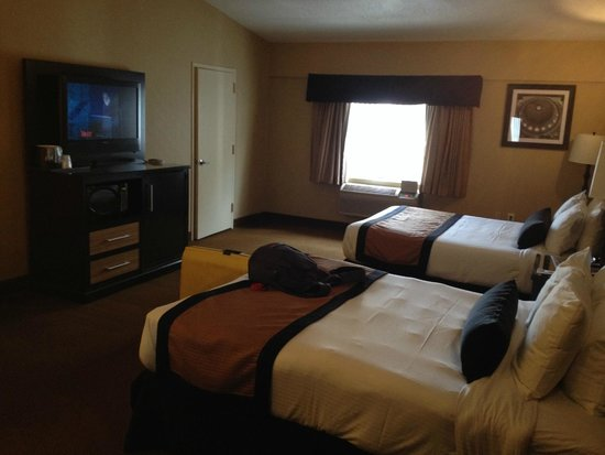 Best Western Plus Newark Airport West: Room
