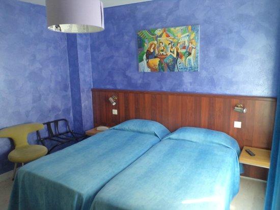 Hotel Roma Sacre Coeur: Room305