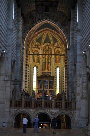 Basilica di San Zeno Maggiore: Cappella Maggiore