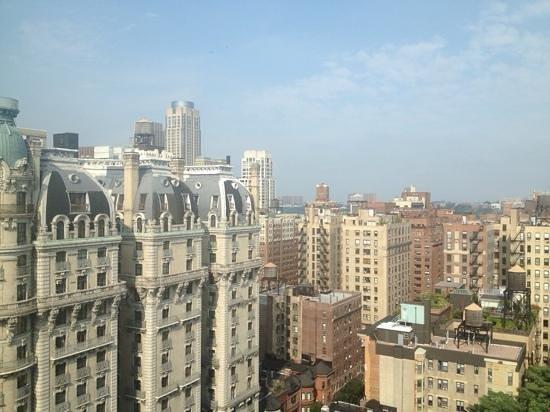 Hotel Beacon : vue du 20 eme etage