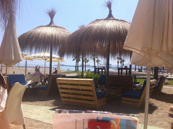 Caleta Playa: .
