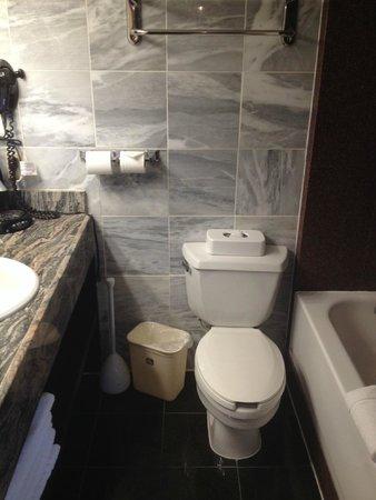 Best Western Plus Newark Airport West : Bathroom