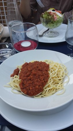 Can Kalav: Spaghetti