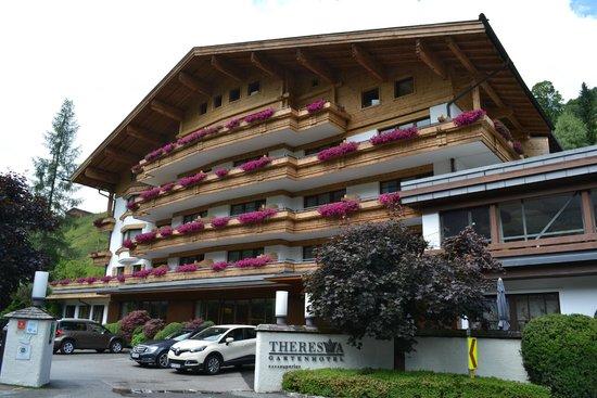 Theresia Gartenhotel : Hotel front