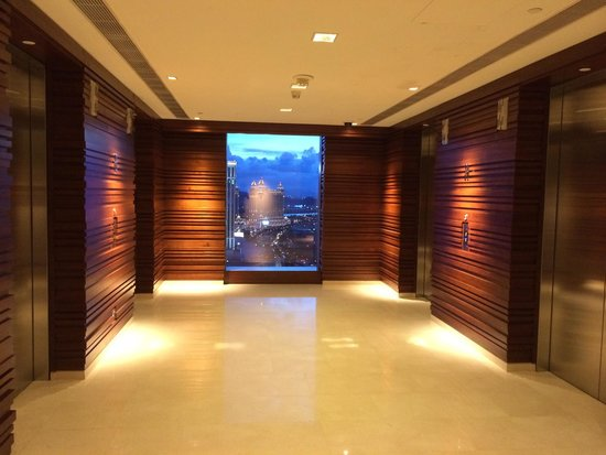Grand Hyatt Macau: 28/F Lift lobby