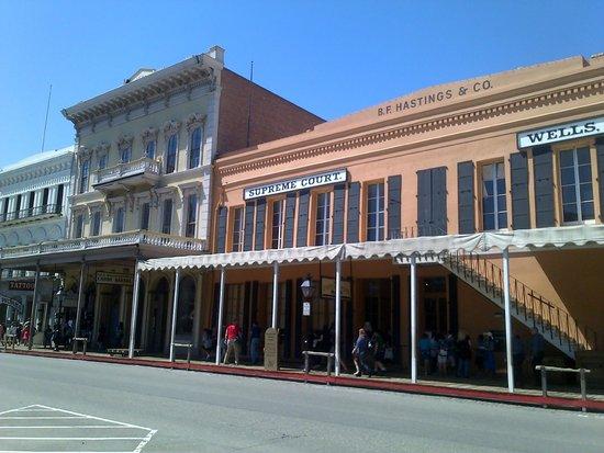 Quality Inn Downtown: Old Sacramento