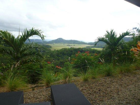 Mai Tai Resort: View from the Villa