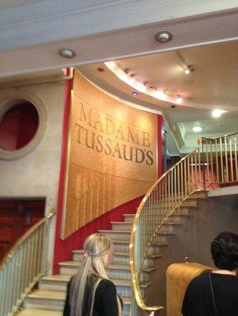 Madame Tussauds London: Welcome to Madame Tussauds