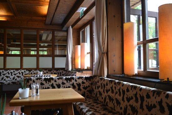 Theresia Gartenhotel: Dining room