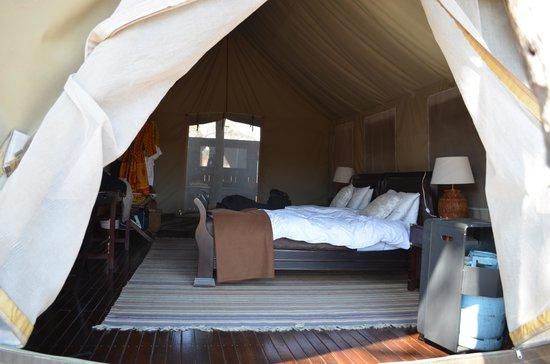 Somalisa Camp: chambre